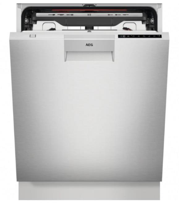 AEG - FBB83816PM - Opvaskemaskine - 2+2 års garanti