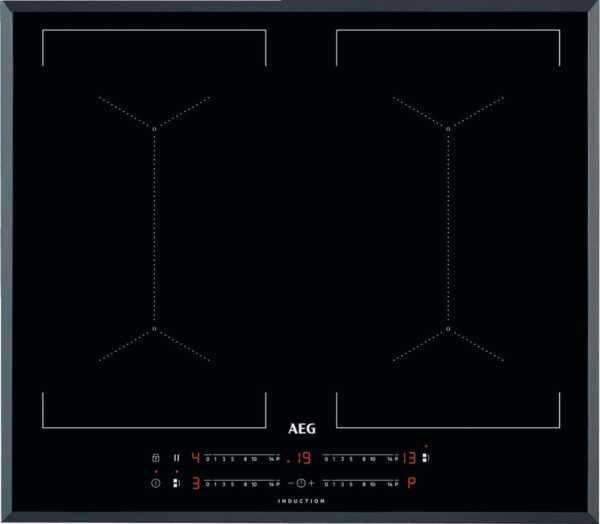 AEG MaxiSense kogeplade IKE64450FB (sort)