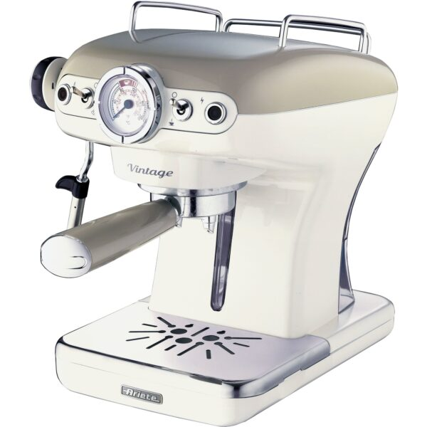 Ariete Espressomaskine beige