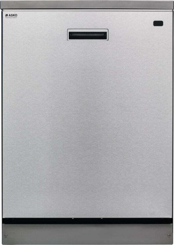 Asko Professional opvaskemaskine DWCFS5936S (rustfrit stål)