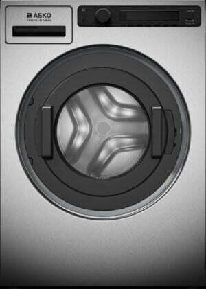 Asko Professional vaskemaskine WMC6763PCS (rustfrit stål)