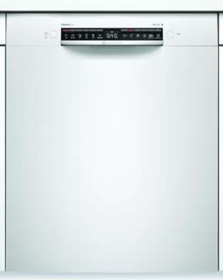 Bosch SMU4ECW15S Opvaskemaskine 2+2 års garanti
