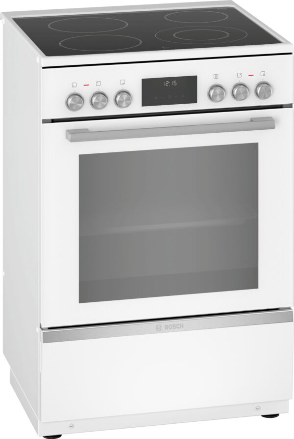 Bosch Series 6 komfur HKT59E120U (hvid)