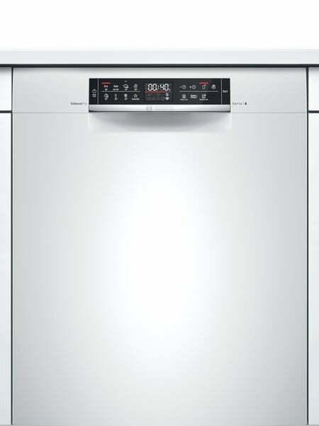 Bosch Series 6 opvaskemaskine SMU6ECW75S (hvid)