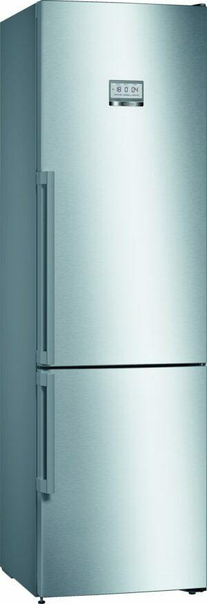 Bosch kølefryseskab KGF39PIDP (stål)