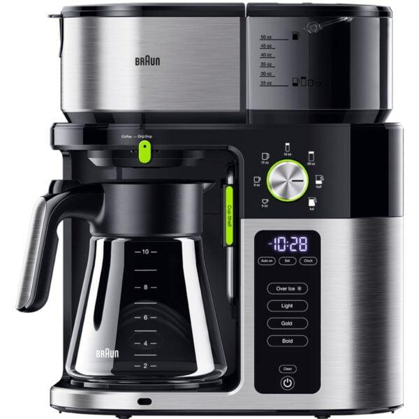 Braun KF9050BK MultiServe kaffemaskine