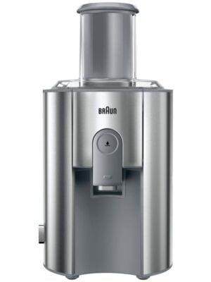 Braun Saftpresser, 1000 W, high gloss plastic