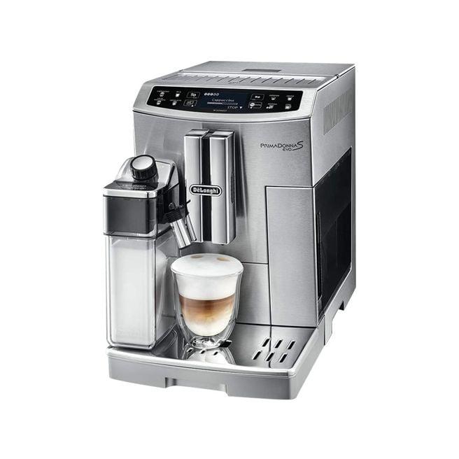 De'Longhi ECAM 510.55.M PrimaDonna S - Fuldaut. kaffemaskine