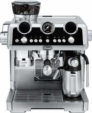 DeLonghi La Specialista Maestro espressomaskine EC9665M (sort/sølv)