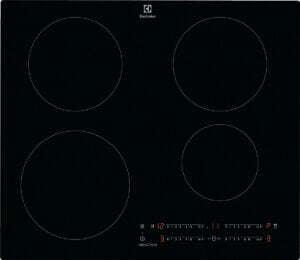 Electrolux kogeplade HOI650MI (sort)