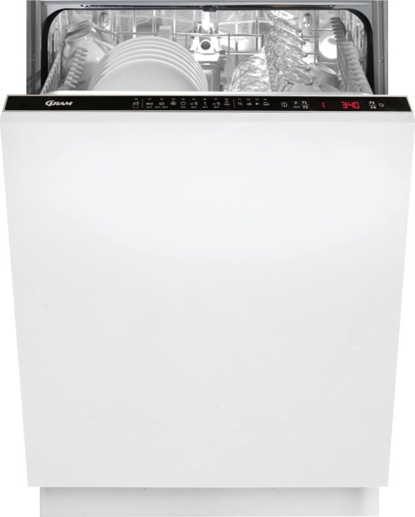 Gram opvaskemaskine OMI6238T1