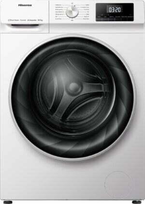 Hisense vaskemaskine/tørretumbler WDQY8014EVJM
