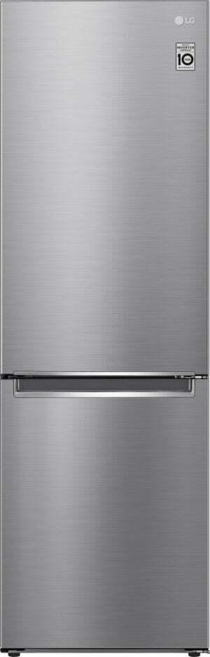 LG kølefryseskab GBB61PZJMN (sølv)