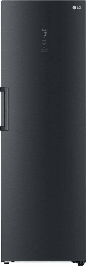 LG køleskab GLM71MCCSX (matte black)