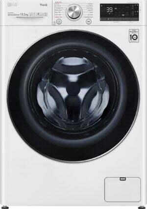 LG vaskemaskine FV96JNS2QA (hvid)