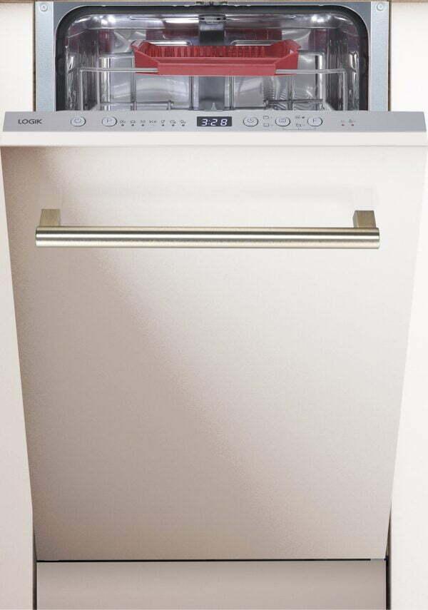 Logik SlimLine opvaskemaskine LID45X20N