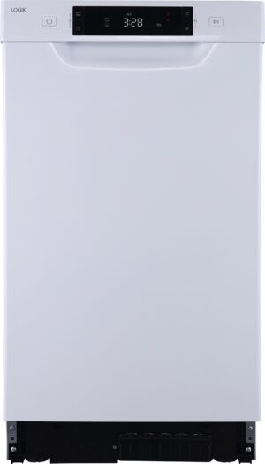 Logik Slimline opvaskemaskine LDW45W20N