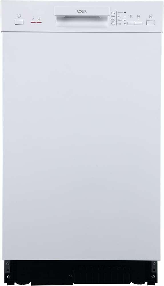 Logik Slimline opvaskemaskine LDWE45W20N