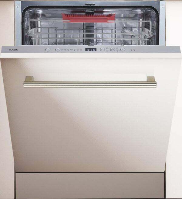 Logik opvaskemaskine LID60X20N