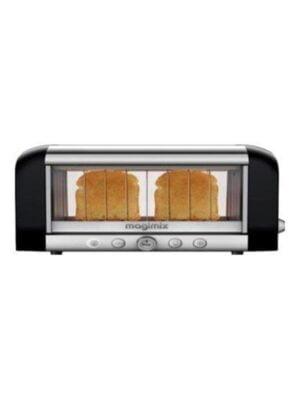 Magimix Brødrister Vision Toaster Black/Steel