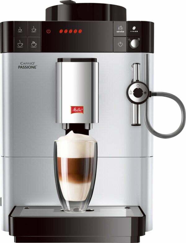 Melitta Cafeo Passione OT espressomaskine MEL21023 (sølv)