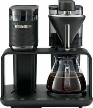 Melitta EPOS kaffemaskine MEL21941 (sort/krom)