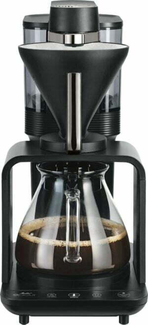 Melitta EPOUR kaffemaskine MEL22425 (sort/krom)