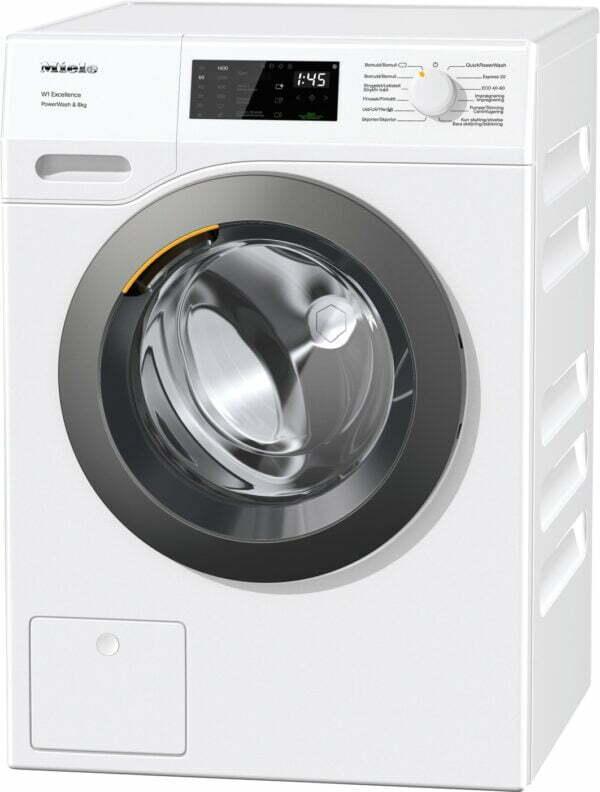 Miele W1 vaskemaskine WED335WCSNDSLWP