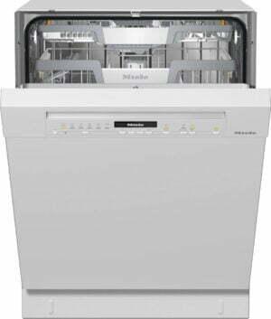 Miele opvaskemaskine G7118SCUXXLBRWS (brilliant white)