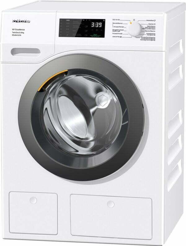 Miele vaskemaskine WED675WCSNDS TÆNK TESTVINDER