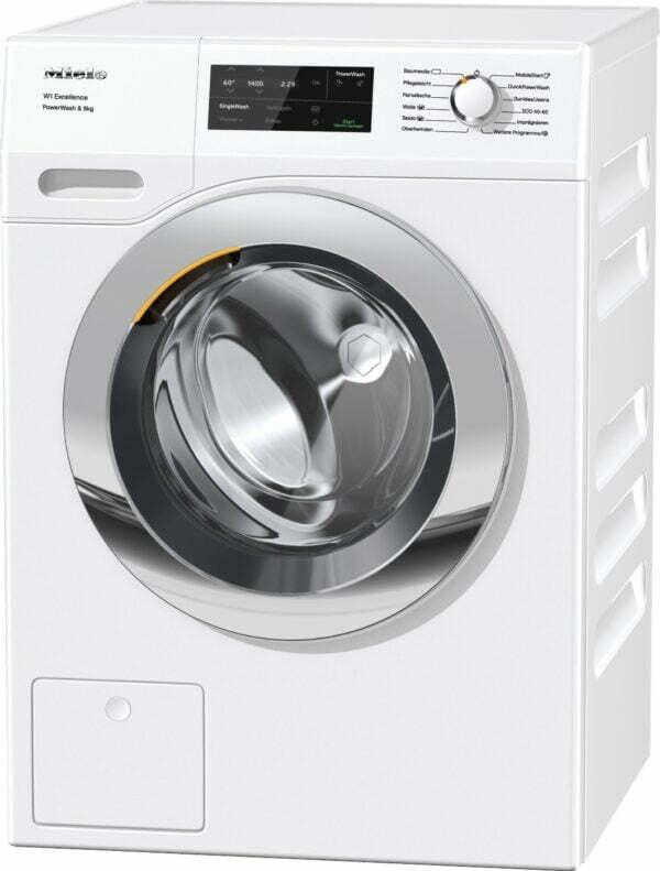 Miele vaskemaskine WEG375WCS NDS LW P