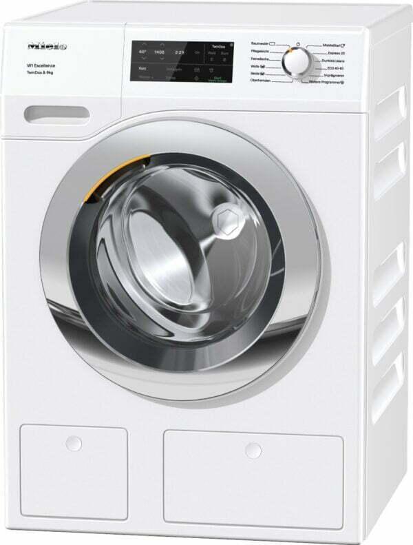 Miele vaskemaskine WEG675WCS NDS LW