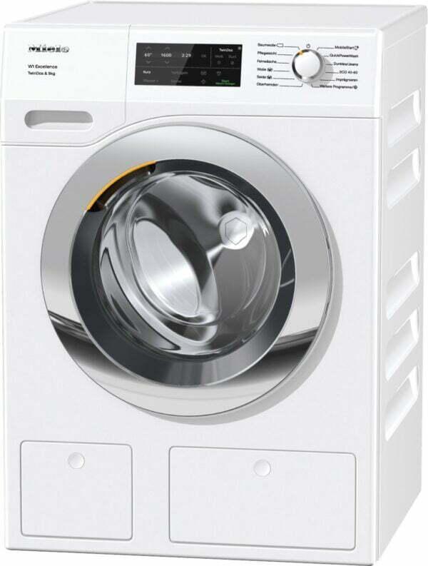 Miele vaskemaskine WEI875WCS NDS P