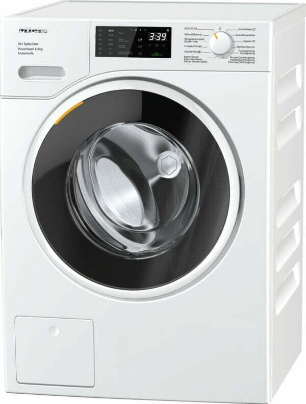 Miele vaskemaskine WSF363WCS TÆNK TESTVINDER
