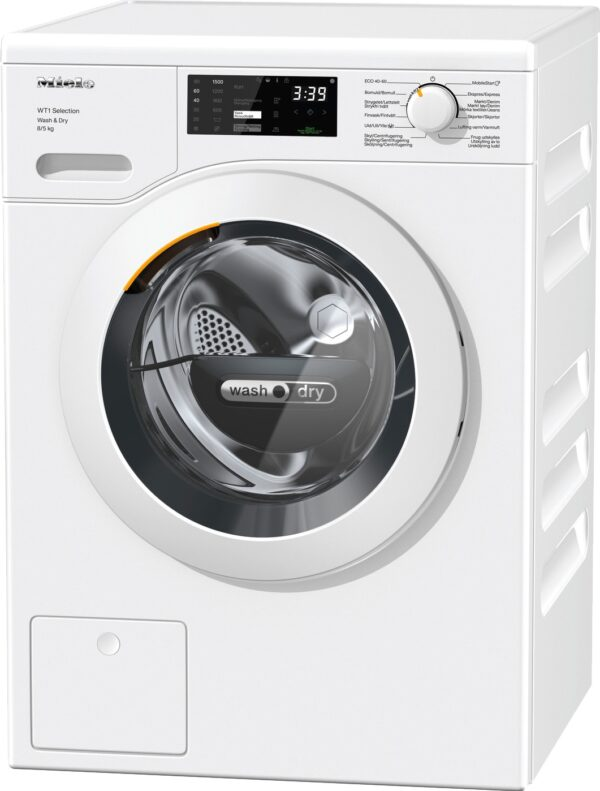Miele vaskemaskine WTD163NDS