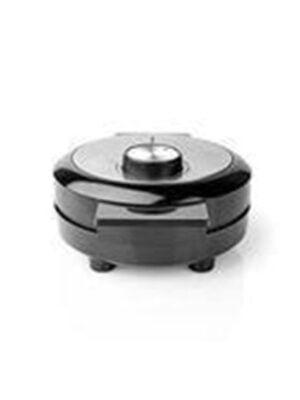Nedis Vaffeljern Waffle iron 1000W black