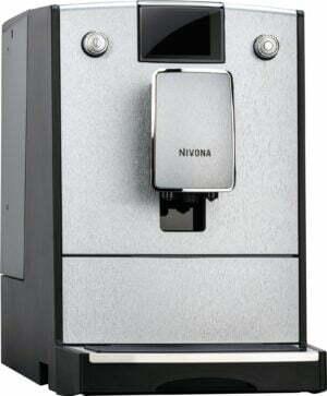 Nivona 7 Series espressomaskine NICR769 (sølv)