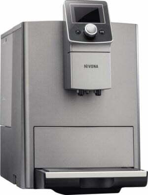 Nivona 8 Series espressomaskine NICR821 (sølv)