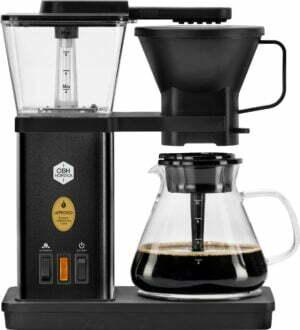 OBH Nordica Blooming kaffemaskine 3000000992 (sort)