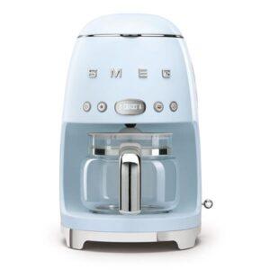 SMEG - DCF02PBEU - Kaffemaskine - Pastelblå