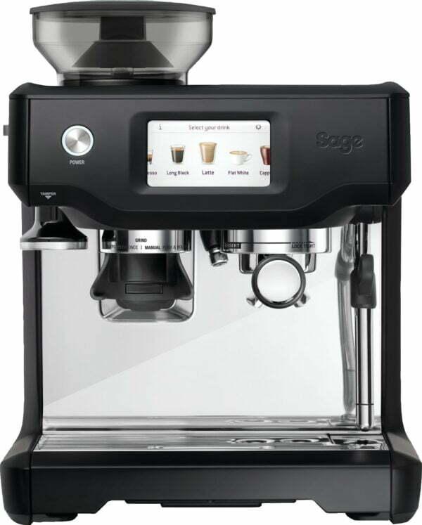 Sage Barista Touch espressomaskine SES 880 BTR (sort)