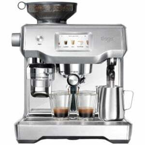 Sage Oracle Touch espressomaskine SES 990 UK