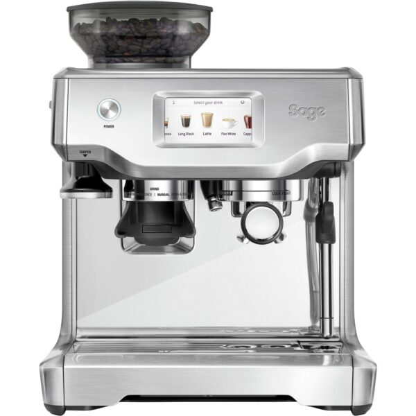 Sage SES880BSS The Barista Touch™ Espressomaskine, stål