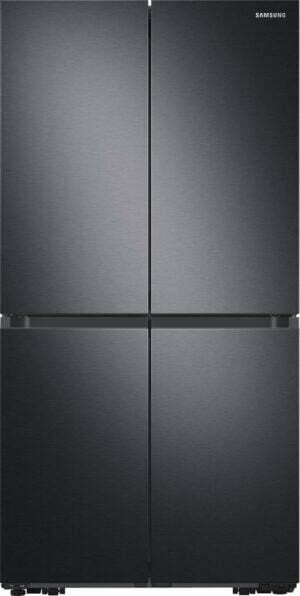 Samsung køleskab/fryser RF65A967FB1 (sort)