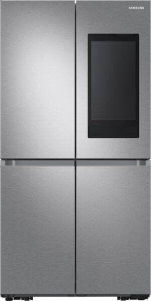 Samsung køleskab/fryser RF65A977FSR (sølv)