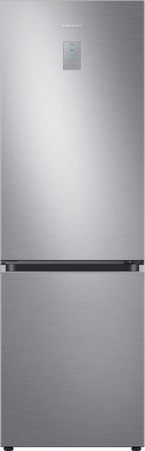 Samsung køleskab/fryser RL34T775CS9EF (urban silver)