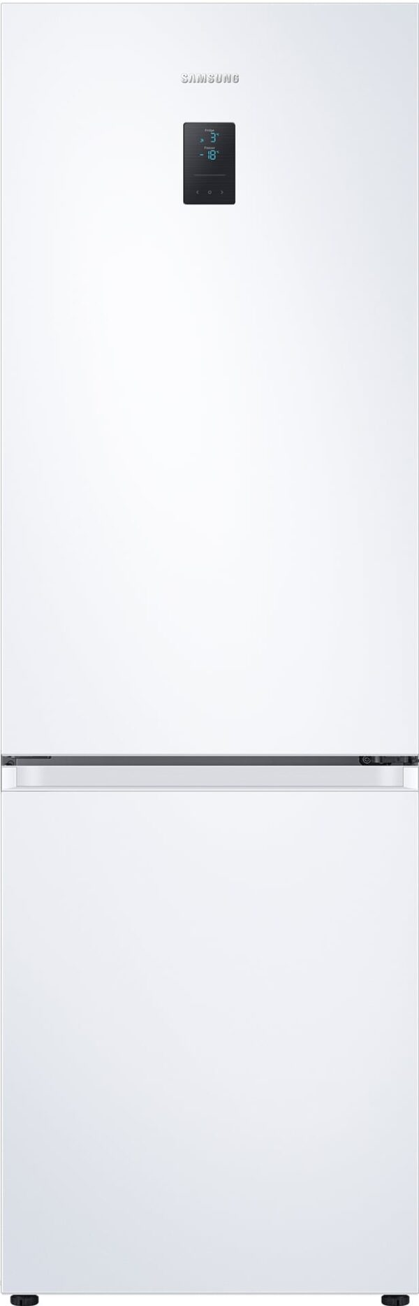 Samsung køleskab/fryser RL34T775CWWEF (hvid)