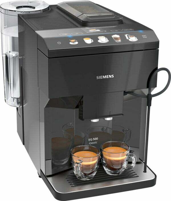 Siemens EQ.500 automatisk espressomaskine