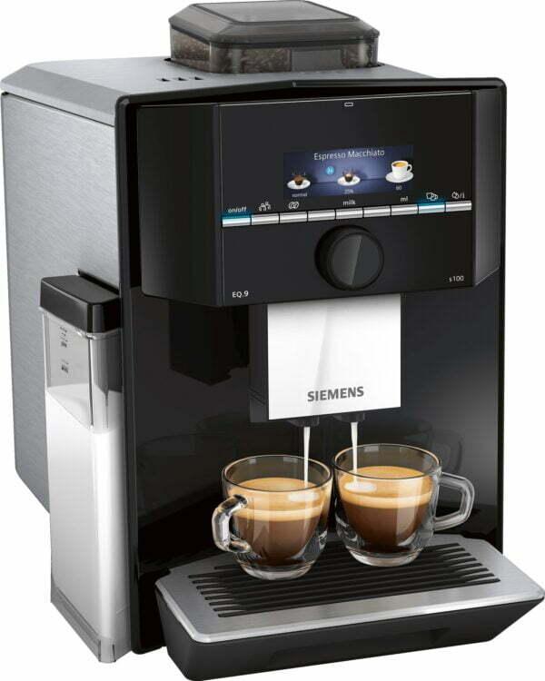 Siemens espressomaskine EQ9 TI921309RW (sort)