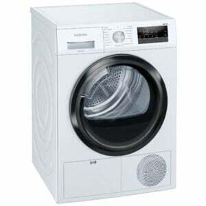 Siemens iQ300 tørretumbler WT45HV8EDN (hvid)